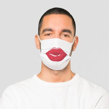 Gesichtsmaske: selbst gestaltbar