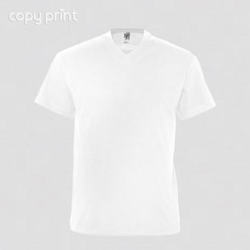 T-Shirt Men White (Sol's Imperial)