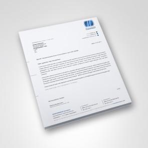 Briefbogendruck